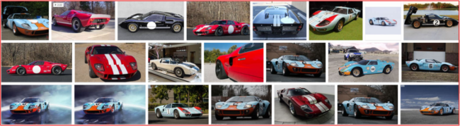 1966 Ford GT40 Ford More Features and Amenities 1966 Ford GT40 Ford İmages & Review *2021 Ford Models