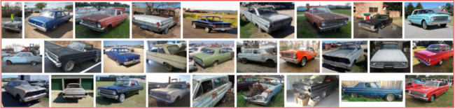 Ford Falcon Parts - Don't Let the Condition of Your Ford Falcon Vehicle Leave You Losing Interest Ford Car Parts