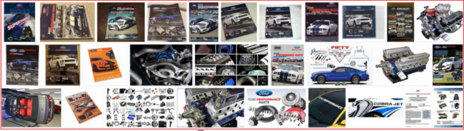 Ford Racing Parts 2021 Catalog - Ford Performance Parts Ford Car Parts