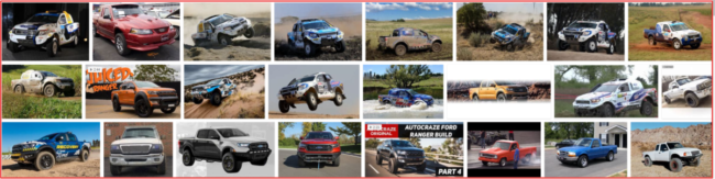 Ford Ranger Racing Parts * Perfect For Racing In The Street - Ford Ranger Performance Parts Ford Car Parts