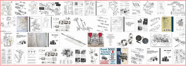 Ford Tractor Parts Diagram - Locating the Best Quality Ford Tractor Parts Diagrams *2021 Ford Blog