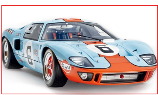 Ford GT40 Replica For Sale - Racing Car **2021 & Ford GT40 Replica US$125,000, New Reviews, and Pictures Ford Models