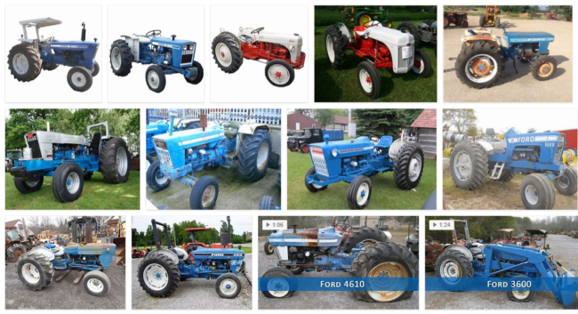 Ford Tractor Parts & Where Can I Find Ford Tractor Parts? Ford Car Parts
