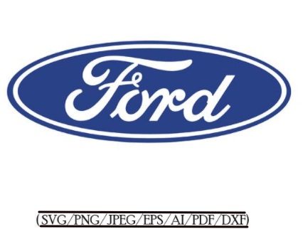 Ford Logo Vector Image,Old Ford Motor Company Logo Vector Art - Ford Logo Gallery 2021* Ford Blog