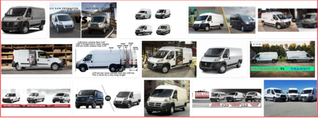 Ford Transit vs. Ram ProMaster: Which Is More Truck and Less Van? *2021 Ford Models