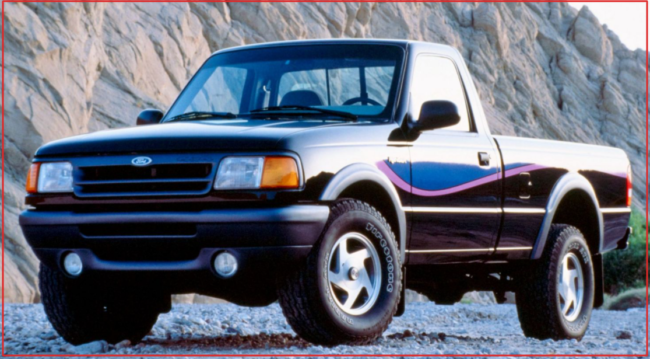 1993 Ford Ranger More Features and Amenities – 1993 Ford Ranger XLT Images & Review *2021 Ford Models