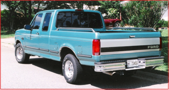 1994 Ford F150 – 1994 Ford F-150 Specs, Price, MPG & Reviews 2021* Ford Models