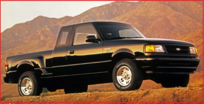 1996 Ford Ranger Old But Gold Car!- 1996 Ford Ranger Tire Size Review & Ratings 2021** Ford Models