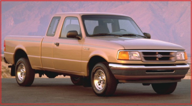 1997 Ford Ranger Big Monster! - Used 1997 Ford Ranger SuperCab Pickup Prices 2021* Ford Models