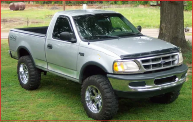 1998 Ford F150 For Sale - 1998 Ford F150 Extended Cab Ratings, Pricing, Reviews 2021* Ford Models