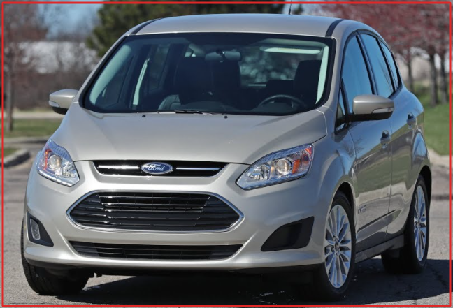 2017 Ford C-Max Energi Plug-In Hybrid Test | Review | USA **2021 Ford Models