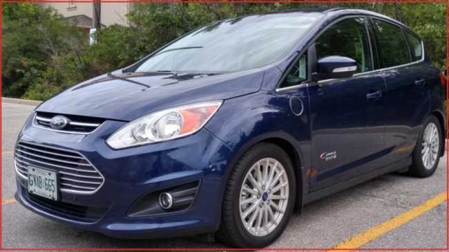 2016 Ford C-Max Energi Plug-In Hybrid Test | Review | USA & Ratings | **2021 Ford Models