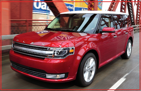 2017 Ford Flex (with Photos) & Used 2017 Ford Flex for Sale $106 – Review *2021 Ford Models
